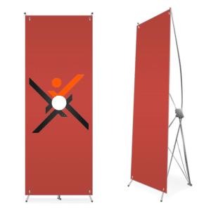 Мобильные баннерные стенды